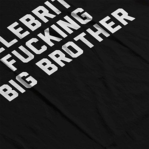 Celebrity Celebrity Celebrity Women's Big Fucking Hooded Brother Sweatshirt Black Coto7 Coto7 Coto7 dxRaw4qd