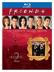 Friends: The Complete Second Season [Blu-ray] (Sous-titres français) [Import]