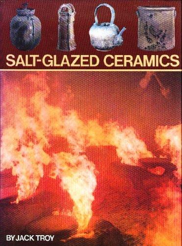 Salt-Glazed Ceramics by Jack Troy (1977-08-06)