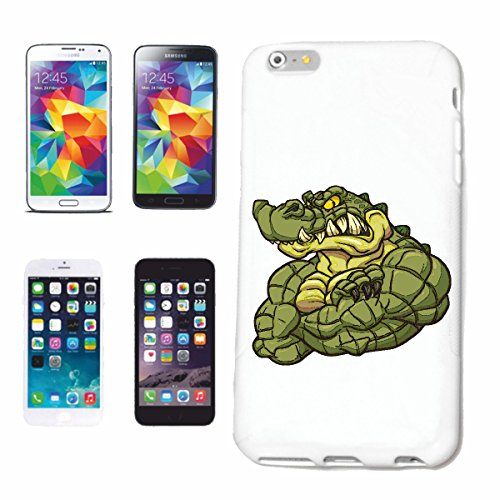"cas de téléphone iPhone 7 ""CROCODILE ALLIGATOR BODYBUILDING GYMNASE Musculation GYMNASE muskelaufbau SUPPLEMENTS WEIGHTLIFTING BODYBUILDER"" Hard Case Cover Téléphone Covers Smart Cover pour Apple iPho"