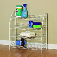Closetmaid 4-Tier Wire Shoe Rack