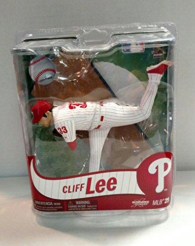 Philadelphia Phillies Cliff Lee MLB 29 Mcfarlane Figurine
