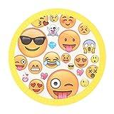 Zicome-Emoji-Birthday-Party-Supplies-Serves-16