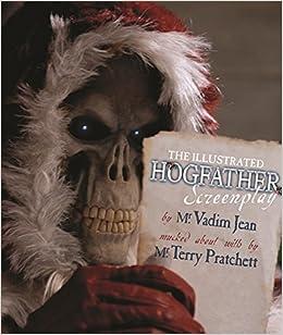 Terry Pratchett S Hogfather Gollancz Pratchett Terry Player Stephen 9780575079298 Amazon Com Books
