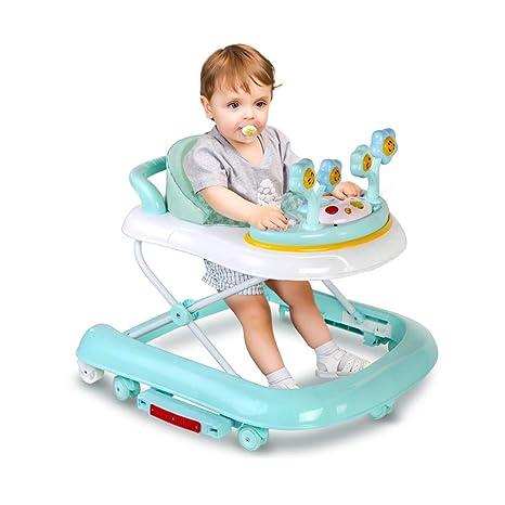Bebé Niño Andador 6/7-18 Meses Masculino Bebé Niña Niño Empuje ...