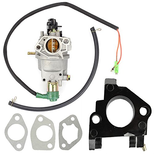 Buckbock Carburetor Carb for Smarter Tools ST-GP5500 GP6500 11HP 5500 6500 Watts Gas Generator