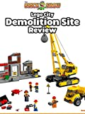 Review: Lego City Demolition Site Review