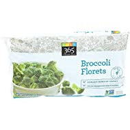 365 Everyday Value, Broccoli Florets, 16 oz, (Frozen)