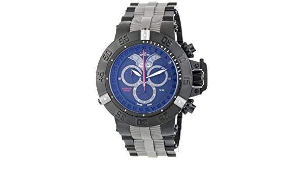Invicta Men s 0805 Subaqua Noma III Chronograph Black Ion-Plated Stainless  Steel Watch  Invicta  Amazon.ca  Watches 820ba5c8a7f