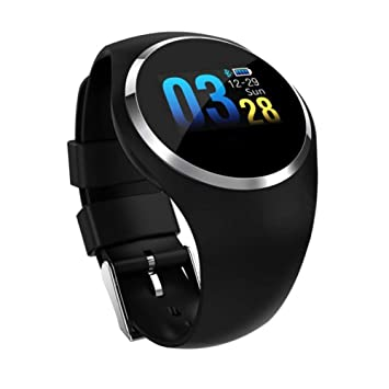 LQXXX Monitor de presión Arterial Ritmo cardíaco Fitness ...