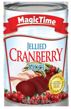 MagicTime Jellied Cranberry Sauce, 397g