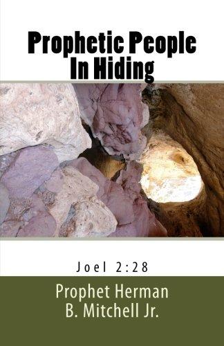 Read Online Prophetic People In Hiding: Prophetic School of Ministry Manual   (Joel 2:28) pdf epub
