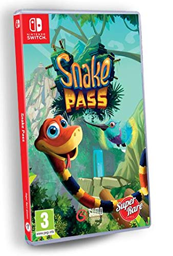 Snake Pass - Nintendo Switch