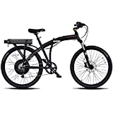 Cheap ProdecoTech Phantom X2 V6 Folding Electric Bicycle – Black/Black