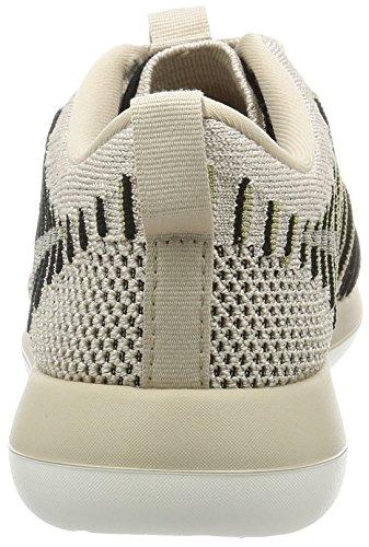 Nike Women's W Roshe Two Flyknit Running Shoes cream caJPF6