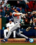 Nomar Garciaparra Los Angeles Dodgers Unsigned Licensed 8 x 10 Photo 1