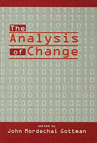 The Analysis of Change (Curve Latent Growth)