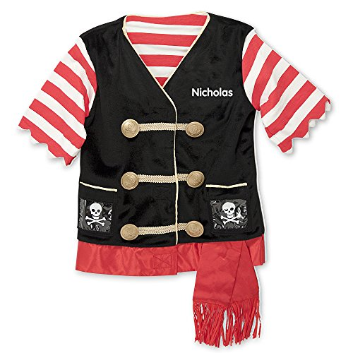 Melissa & Doug Personalized Pirate Role Play Set -