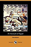 An Account of Egypt, Herodotus, 1409968286