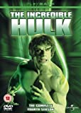 The Incredible Hulk: The Complete Fourth Season [DVD] by Bill Bixby