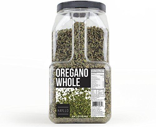 Hayllo Whole Oregano Leaves , 24 Ounce by Hayllo
