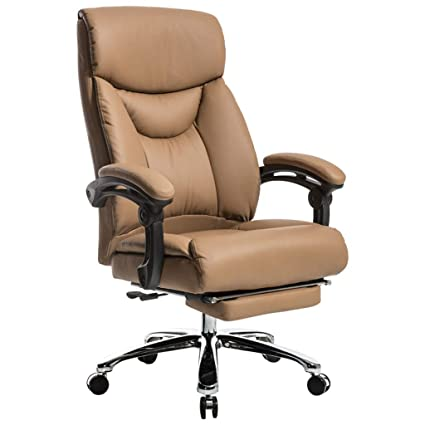 Amazon.com: Chairs Sofas Office boss Chair Home Computer Chair Study ...