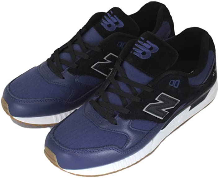 Bombero abrazo por inadvertencia  Amazon.co.jp: (New Balance) New Balance M530 nob-716am Sneakers Navy/Black  (Navy/Black) NB408 : Shoes & Bags