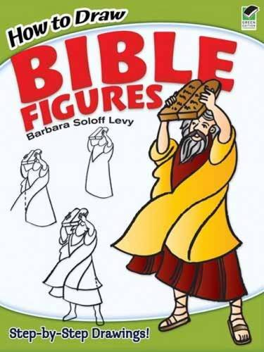 How to Draw Bible Figures (Dover How to Draw) ebook