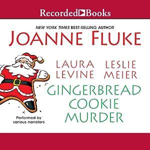 Gingerbread Cookie Murder Hörbuch