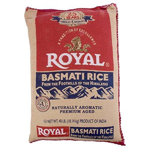 TableTop King Basmati Rice - 40 lb. by TableTop King