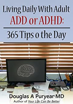 Living Daily Adult ADD ADHD ebook product image