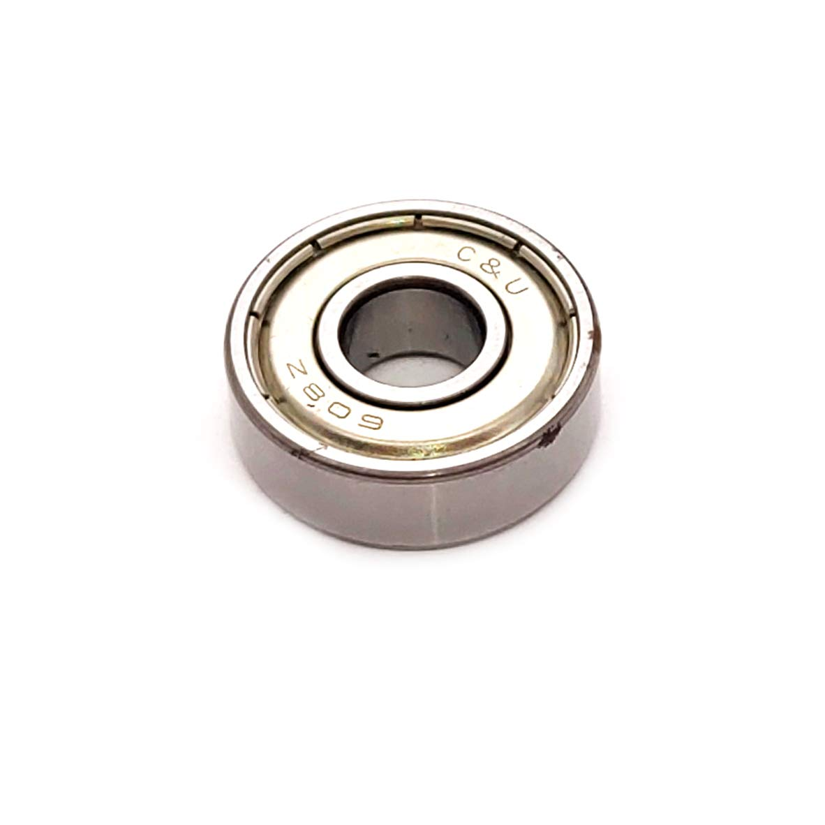 FKG 608-ZZ 8x22x7mm Deep Groove Ball Bearing Double Metal Shields Bearing Pre-Lubricated 10 Pcs