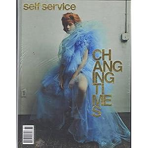 self service 表紙画像
