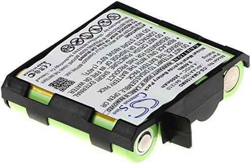 4H-AA1500 Batteria 1500mAh per Compex 4H-AA2000 941213 941210