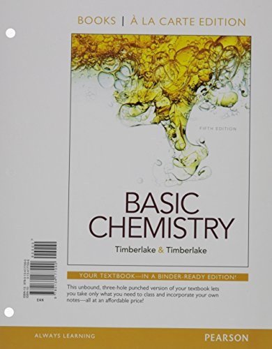 Basic-Chemistry-Books-a-la-Carte-Plus-MasteringChemistry-with-eText----Access-Card-Package-(5th-Edition)