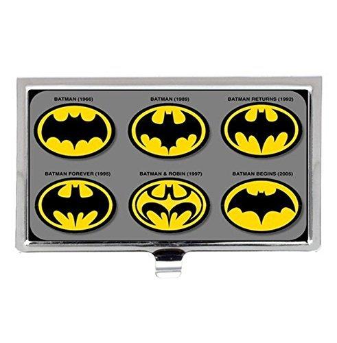 Batman Logo Tumblr design Business ID Name Credit Card Case ...