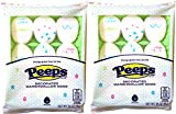 Peeps Decorated Marshmallow Eggs Easter Candy (PACK OF 2)