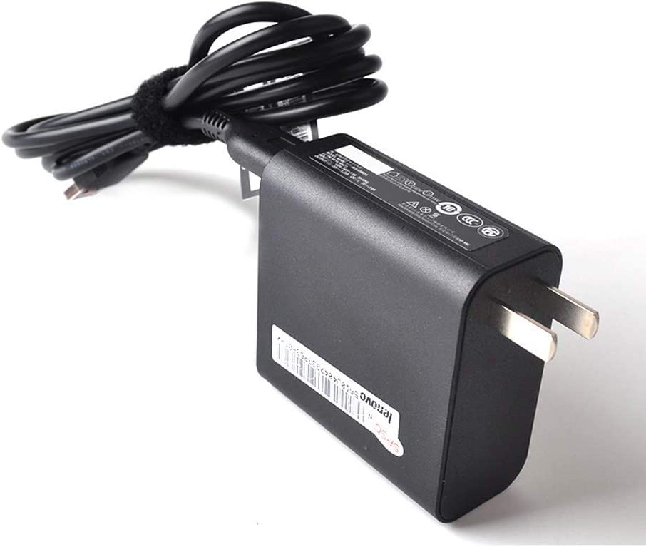 New 40W 20V 2A Tablet Charger Ac Adapter For Lenovo Yoga 3 Pro-1370 Yoga 3-1170 Yoga 3-1470 36200563,Yoga 3 11 13 14 Pro,ADL-40WCC,ADL40WDB W/USB Cable Power Supply