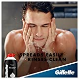 Gillette Foamy Regular Shaving Foam, 11 oz, 12