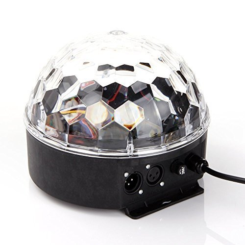 Crystal Magic Ball Led Light in US - 2