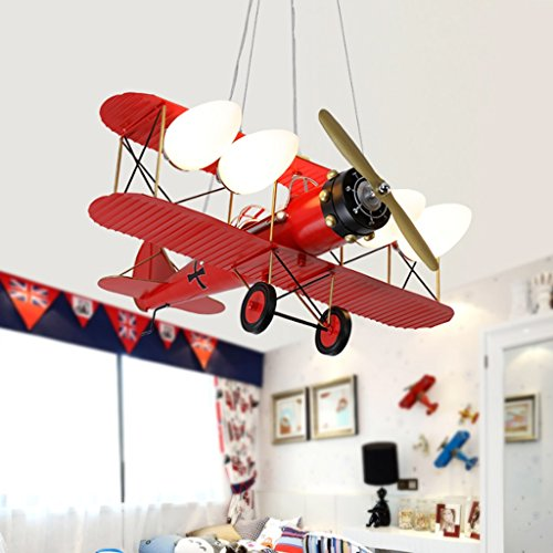 Kids Airplane Lamp - 9