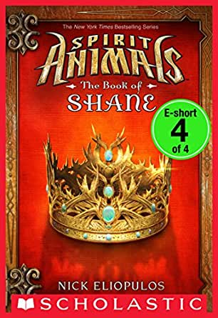 Amazon venture the book of shane e short 4 spirit animals childrens ebooks fandeluxe Ebook collections