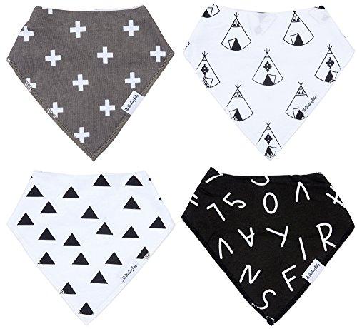 baby-bandana-drool-bibs-unisex-best-baby-shower-gift-2016-by-the-blushing-baby-black-white