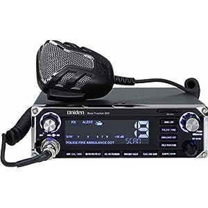 BearTracker 885 Hybrid CB Radio/Digital Scanner with BearTracker Warning System