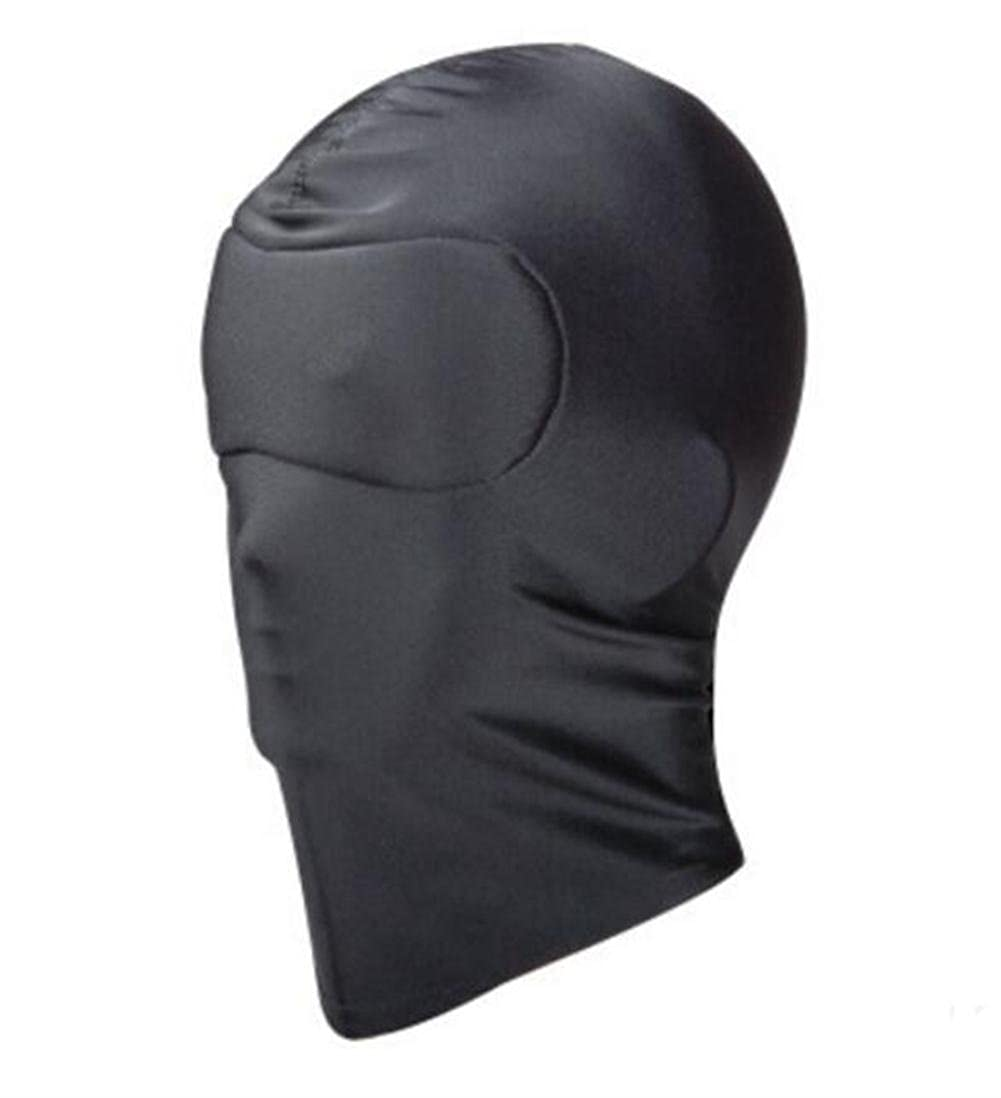 Amazon.com: lemonfun transpirable color negro de la cara ...