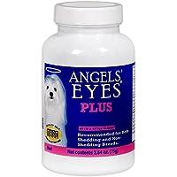 Angels Eyes Fórmula de Carne Plus de Suministros de Ojo para Perros, ...