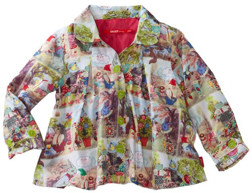 Oilily Little Girls' Cinderella Jacket