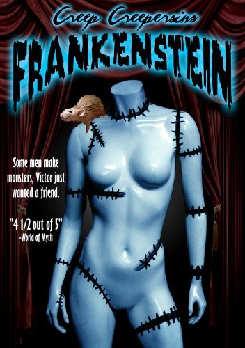 Frankenstein by Creep Creepersin, Nikki Wall, Nicole Nemeth, Kelly Kingsbury James Porter