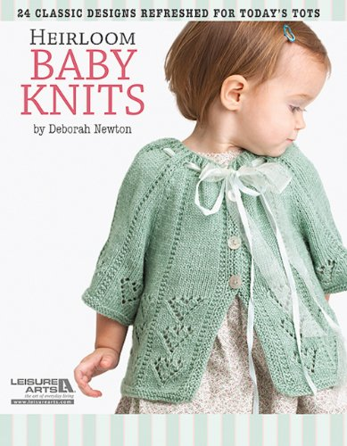 (Heirloom Baby Knits)