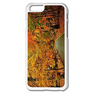 Custom Make Funny Fit Series Autumn IPhone 6 Case For Birthday Gift